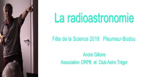 You are currently viewing La radioastronomie