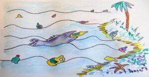 Read more about the article La pollution des océans par leplastique