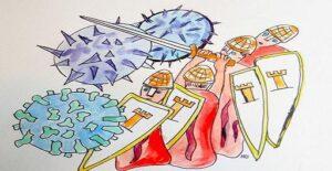 Read more about the article Les bactéries font de la résistance