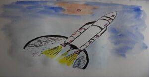 Read more about the article Des lanceurs pour l'espace